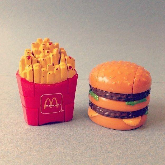 Die obligatorischen McDonald's Figuren | 28 Spielzeuge, die alle Kinder der 80ern kennen