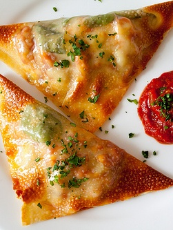 1000+ images about Bouchées on Pinterest | Canapes recipes, Parma and ...