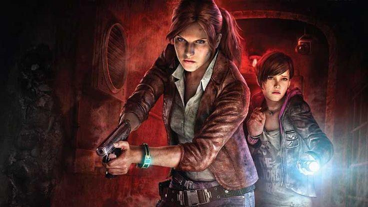 Barry Burton Seorang Diri Mencari Putrinya yang Hilang Dalam Resident Evil Revelations 2