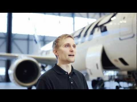Finnair employees talk about the Finnair spirit and what it means to them.