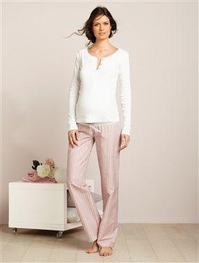 Pyjama évolutif grossesse et allaitement, Future Maman