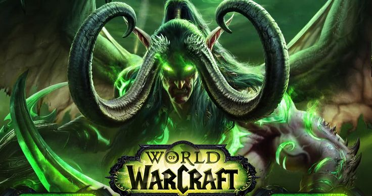 World Of Warcraft Legion Releases in 1 week on August 30th 2016