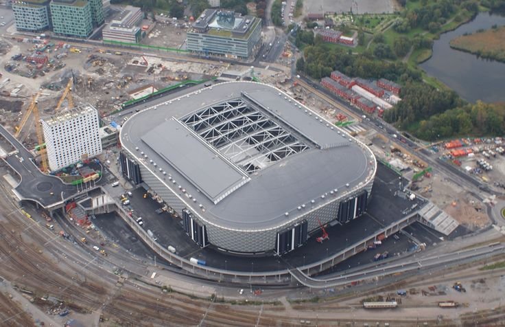 Friends Arena - AIK Fotbol
