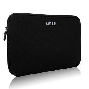 Zikee – Housse ordinateur portable 15-15,6 pouces, Housse pc portable/ Pochette/ Besace/ Sacoche ordinateur portable pour ultra portable…