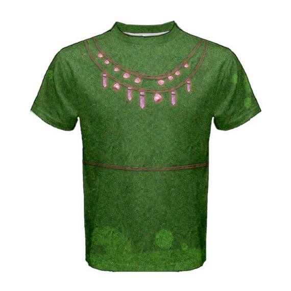 Men's Troll Frozen Inspired Shirt