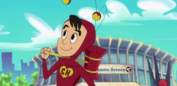 Chapolin Colorado ganha desenho na TV mexicana neste domingo #Brasil, #Carrossel, #Chaves, #Comediante, #DesenhoAnimado, #Desenhos, #Filme, #Key, #Novela, #Novo, #Programa, #Sbt, #SilvioSantos, #Televisa, #Trailer, #True, #Tv, #Vinil http://popzone.tv/chapolin-colorado-ganha-desenho-na-tv-mexicana-neste-domingo/