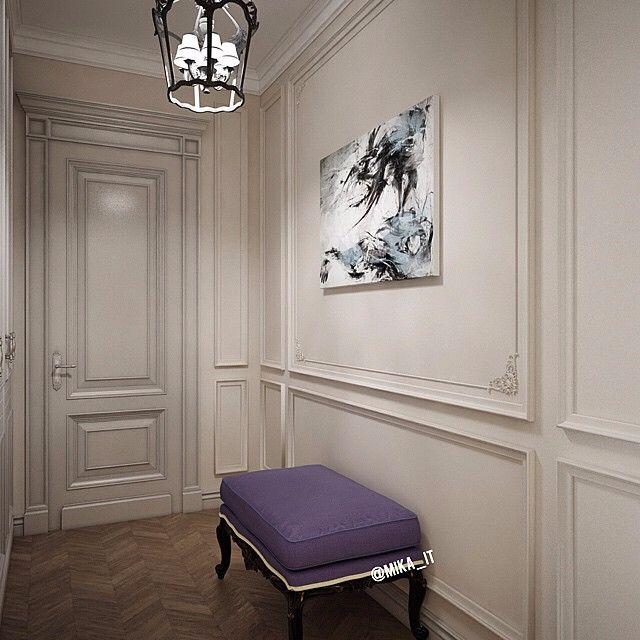 !!!!! Помогите сочетать цвет плинтуса, проёмов, стен и двери в кухне-гостиной - Дизайн интерьера - Babyblog.ru