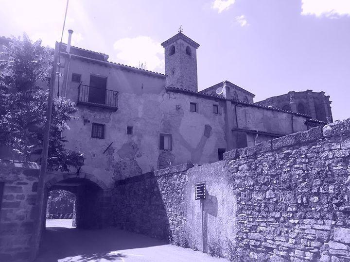 Torre de la Catedral, desde el exterior de la Puerta del Toril