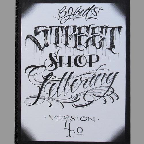 BJ Betts, Tattoo lettering master | Inspiración para tatuajes ...