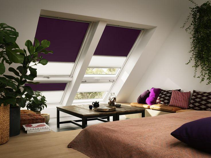 Die besten 25+ Sonnenschutz für dachfenster Ideen auf Pinterest - dachfenster balkon cabrio interieur