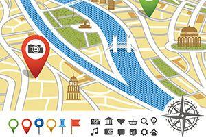Wir die Kartographie durch frei zugängliche Geodatenbanken demokratisiert? Dieser Frage gehen Kulturgeographen der FAU in einem von der Deutschen Forschungsgemeinschaft (DFG) mit 180.000 Euro geförderten Projekt nach. (Bild: Colourbox.de)