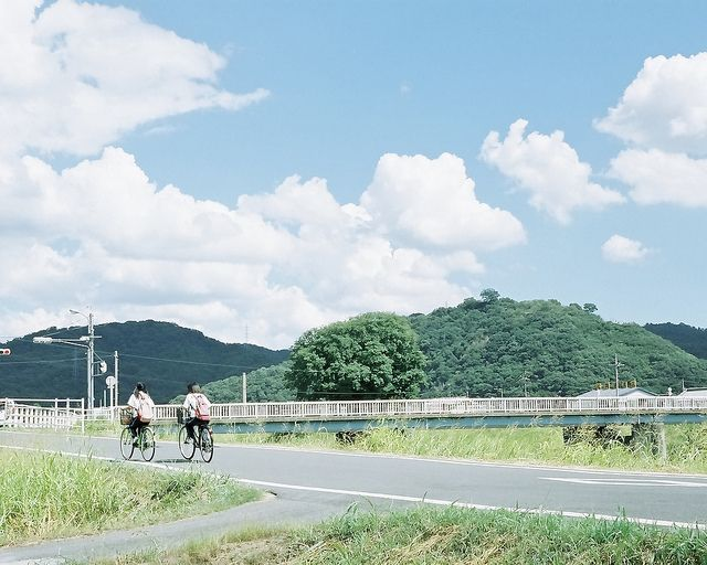 Tour de japan by hisaya katagami, via Flickr