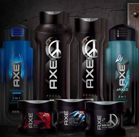 $3 off Axe Hair Product Walgreens Coupon