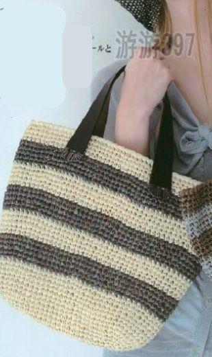 Boa tarde gente querida!     Feliz Dia internacional do Crochê!     E para vocês trouxe essas bolsas lindas com seus gráficos!   A prim...