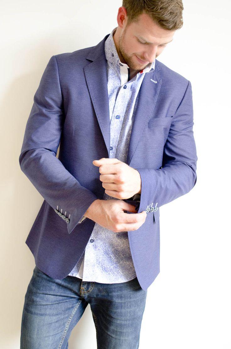 25+ Best Ideas About Blue Blazer Men On Pinterest   Groom ...