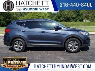 Used 2016 Hyundai Santa Fe Sport AWD 2.4 for Sale in Wichita, KS