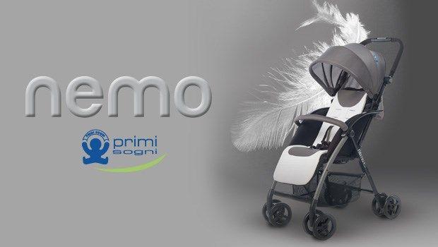Le prime passeggiate? Potrebbero essere mooolto leggere! Con Nemo, il nuovo passeggino peso piuma di Primi Sogni che oggi vi presentiamo in anteprima.http://crcp.it/anteprima-nemo-primisogni #primisogni #novità #passegginileggeri #passeggini2015