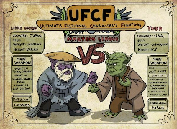 Epic Fights
