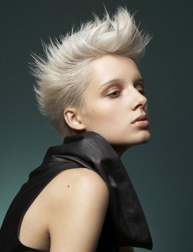 womens mohawk haircuts 89 best mohawks images on 5218