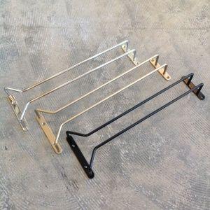 画像1: グラス吊り金具