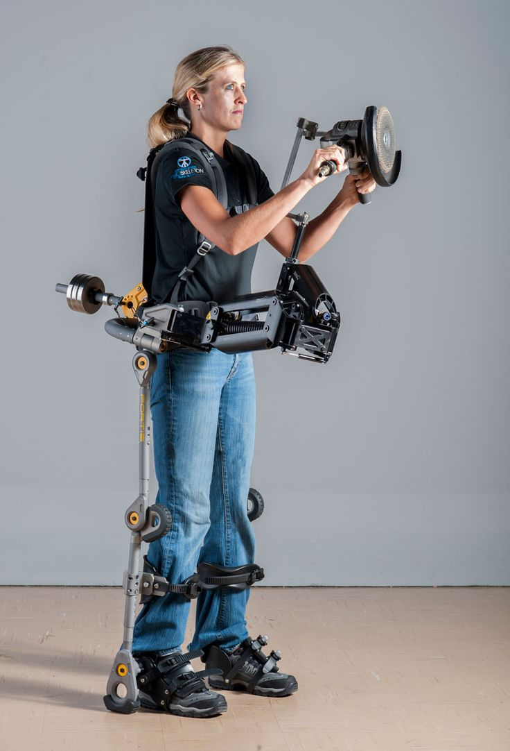 fortis-exoskeleton-US-navy-designboom02 …