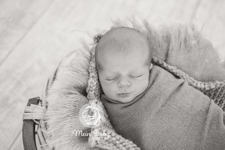 Neugeborenen-Shooting mit Lian-Gabriel | 8 Tage — Mein Baby Fotografie
