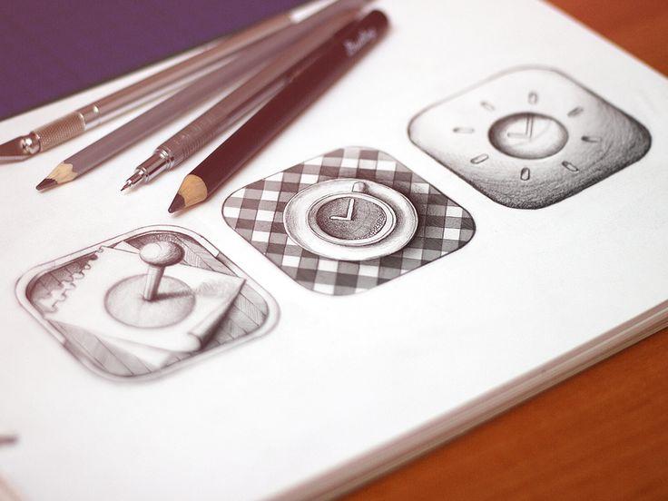 Icons Sketch #icon #sketch