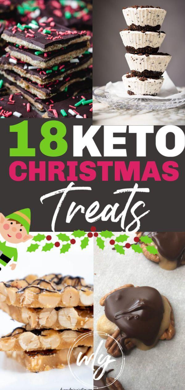 18 Holiday Keto Candy Recipes (Keto Treats)