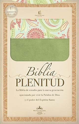 CU Biblia Plenitud Manual - Biblias