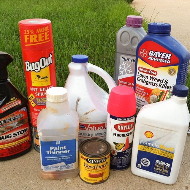 Household Hazardouswaste Includes Cleaners Stains Varnishes Batteries Automotive Fluids Pesticides Household Hazardous Waste Hazardous Waste Waste Collection