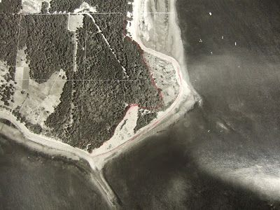 Reading the Washington Landscape: Aerials of the Lily Point Landslide 1961