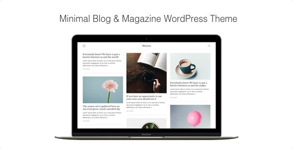 Maxima - Minimal Blog & Magazine WordPress Theme  -  https://themekeeper.com/item/wordpress/blog-magazine/maxima-minimal-blog-magazine-wordpress-theme