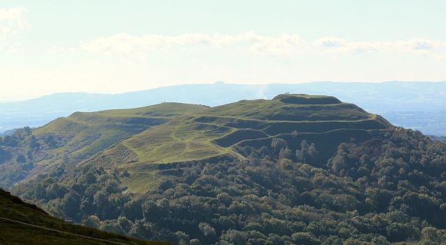 British Camp, The Malvern Hills