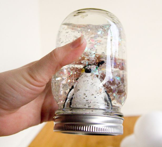 make your own snow globe kid stuff pinterest diy snow globe snow globes and diy crafts for kids