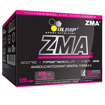 Zinc Magnesium Aspartate also known as ZMA. It is a suppliment used by bodybuilders and athletes to ful fill the deficiency of Zinc. ZMA is made of magnesium, vitamins and zinc.