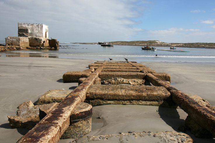 Hondeklipbaai harbour South Africa