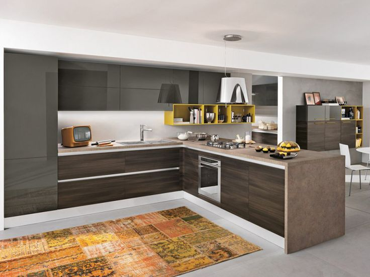 153 best images about arredissima cucine on pinterest in - Cucine anni 60 ...