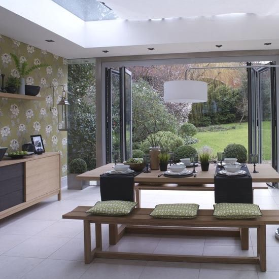 The 107 best images about conservatories on pinterest for Conservatory dining room design ideas