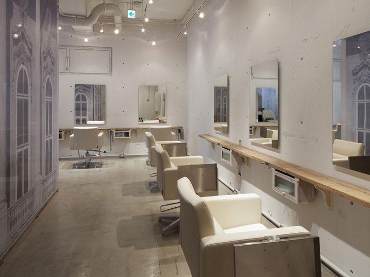 Regalo salon by Tetsuya Ito, TAKARA SPACE DESIGN Corp., Omiya -Japan » Retail Design Blog
