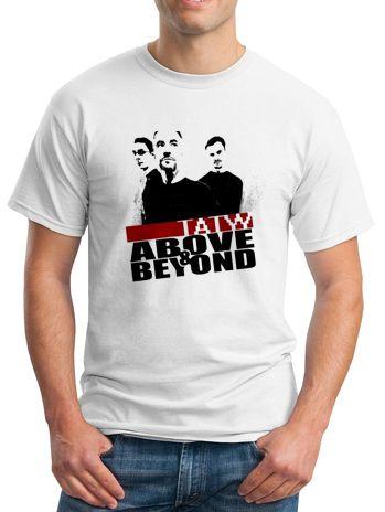#AboveBeyond T-Shirt TATW for men or women. Custom DJ Apparel for Disc Jockey, Trance and EDM fans. Shop more at ARDAMUS.COM #djclothing #djtshirt #djapparel #djclothes #djteeshirts #dj #tee #discjockey