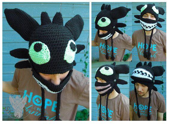 Masque édenté Hat