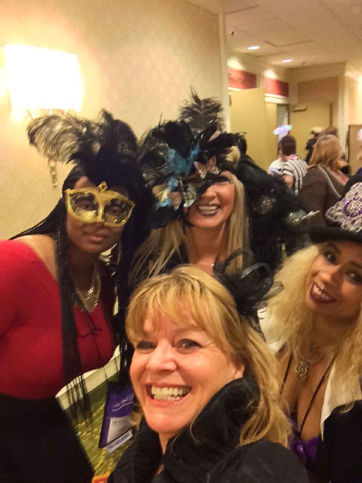 Selfie with Chaeya Robles, Layla Omorose and Elizabeth Cheryl