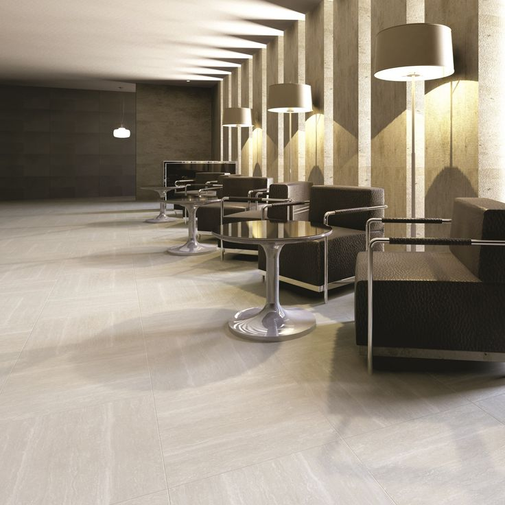 £17.49 Stone Travertine Cream Matt Floor Tile