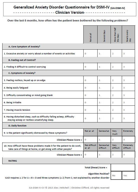 borderline personality disorder questionnaire pdf