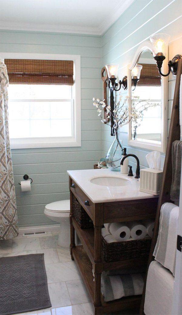 Kleines Badezimmer Dekorieren Tipps Badezimmer Renovieren