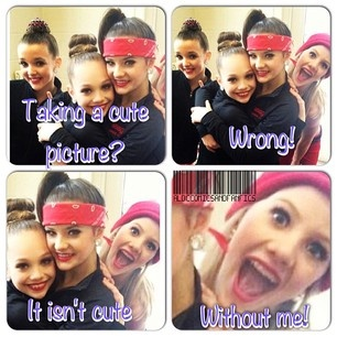 Dance moms comic