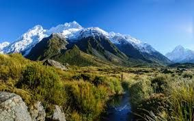 New Zealand was the last major landmass to be populated (with the exception of the polar regions).