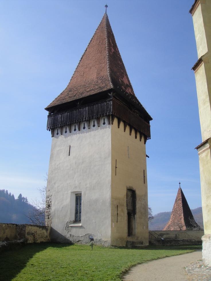 Biertan Citadel Tower
