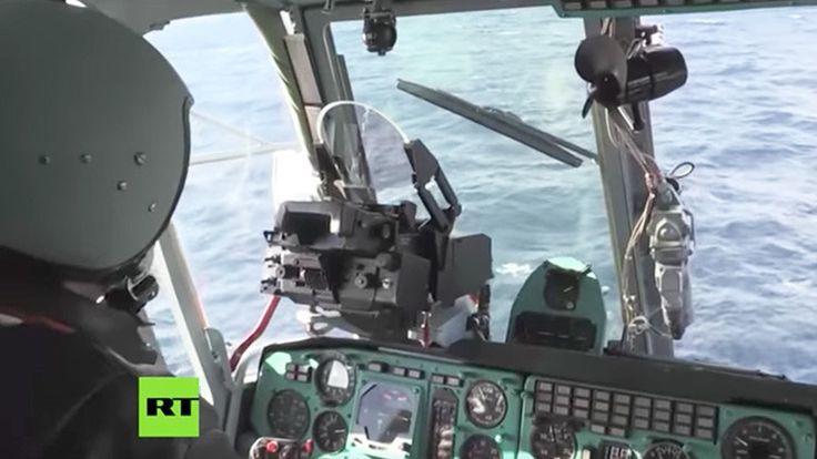 VIDEO: La Marina de Guerra rusa exhibe las destrezas de su ... - RT en Español - Noticias internacionales