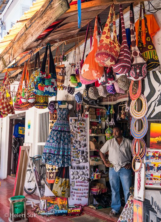 Explore the vibrant streets of Stone Town, Zanzibar. Click to read more about what to see and do in this once flourishing trading hub.